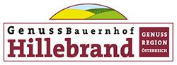 GenussBauernhof Hillebrand Logo